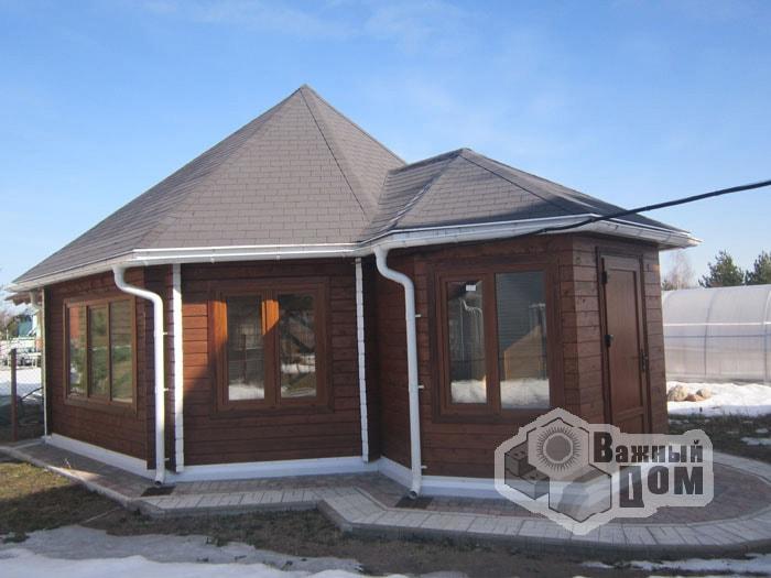 Теплоизоляция первый дом